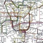 Схема общественного транспорта Дебрецена