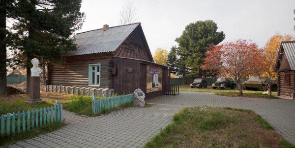 Дом Салманова в Сургуте