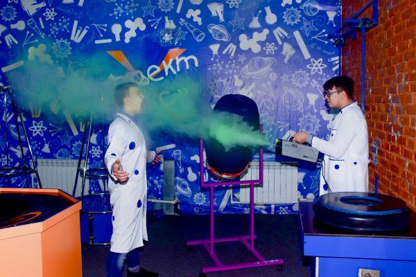 Парк научных развлечений «Проект Икс»