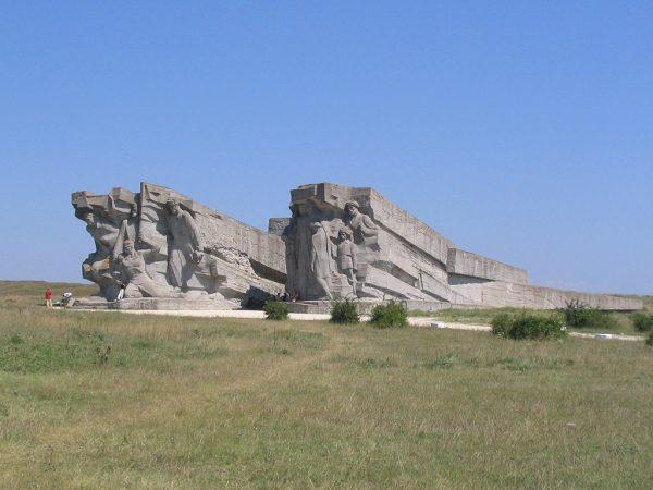 Аджимушкайские каменоломни в Крыму