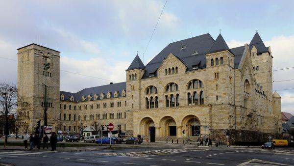 Императорский замок в Познани