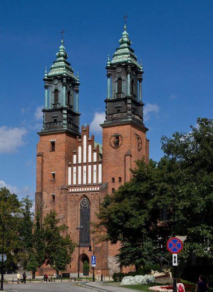 Архикафедральная базилика Святых Петра и Павла в Познани