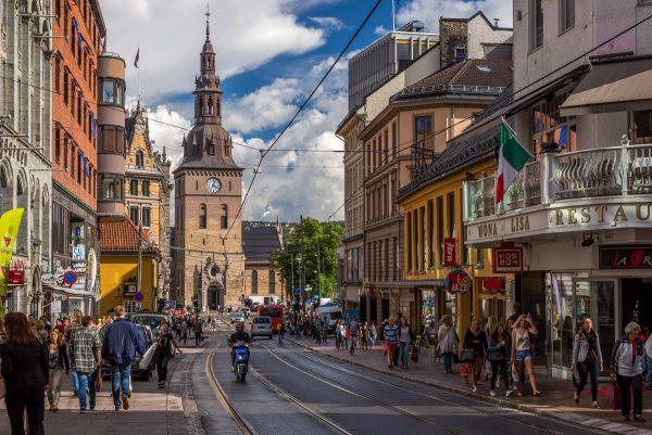 Кафедральный собор Осло