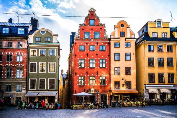 Старый город Осло