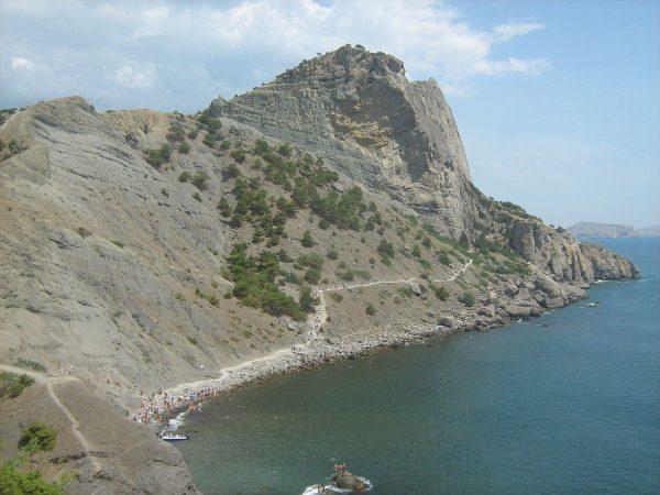 Тропа Голицына в Крыму