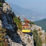 Канатная дорога «Мисхор — Ай-Петри» в Крыму