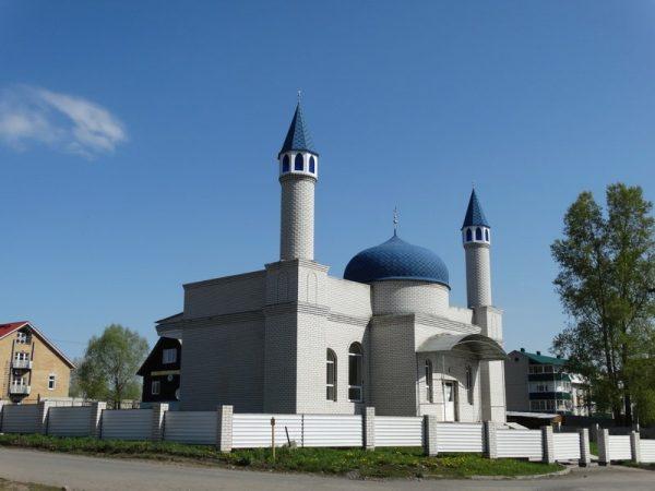 Мечеть имени Аскара Зиянурова