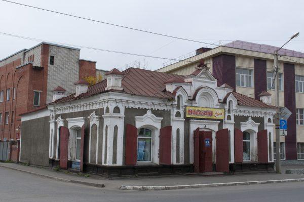 Винная лавка купца Тобокова