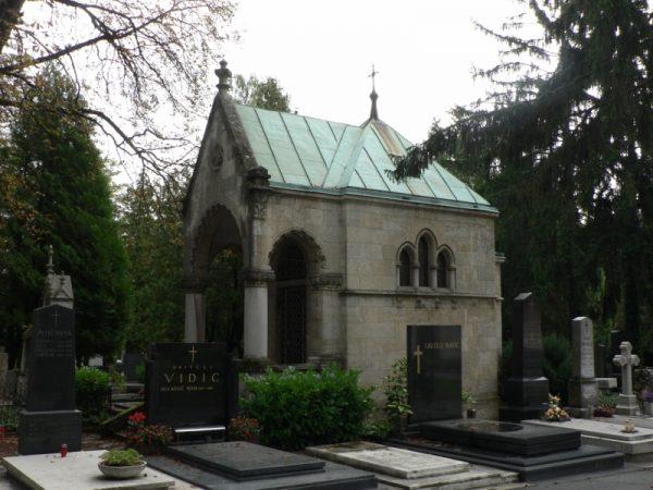 Часовня кладбища