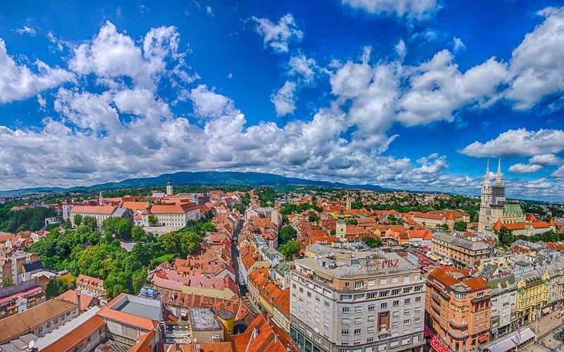Путешествие в Загреб