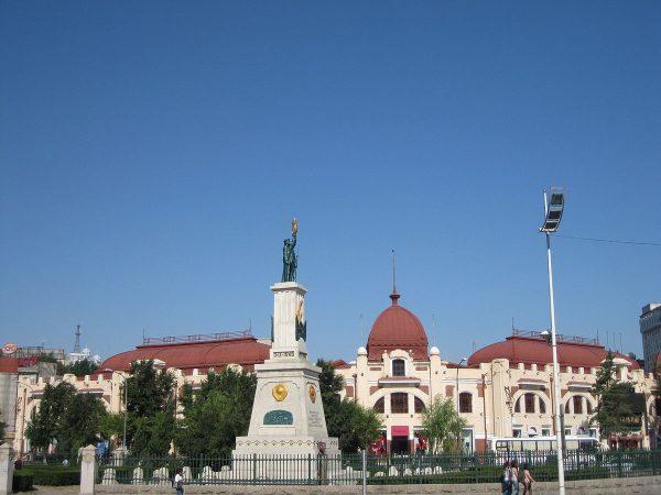 Музей провинции Хэйлунцзян