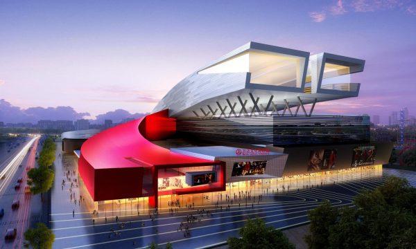 Горнолыжный комплекс Harbin Wanda City