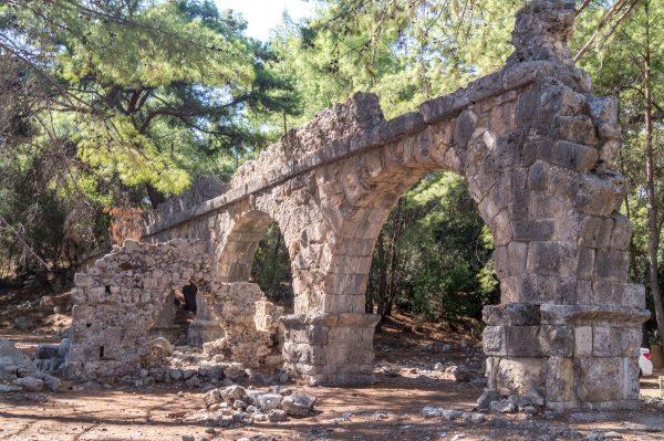 Акведук, Феселис