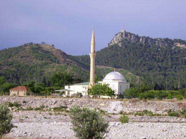 Мечеть Кириш