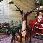 Скульптурная композиция Рождество