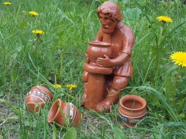 Оятская керамика