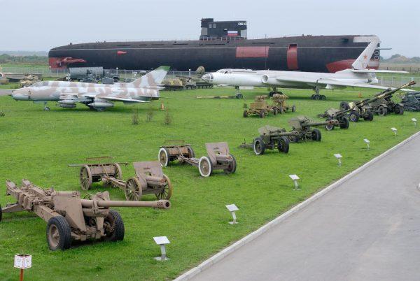 Технический музей имени Сахарова