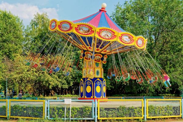 Парк развлечений «Фанни»