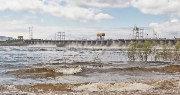 Жигулёвская ГЭС