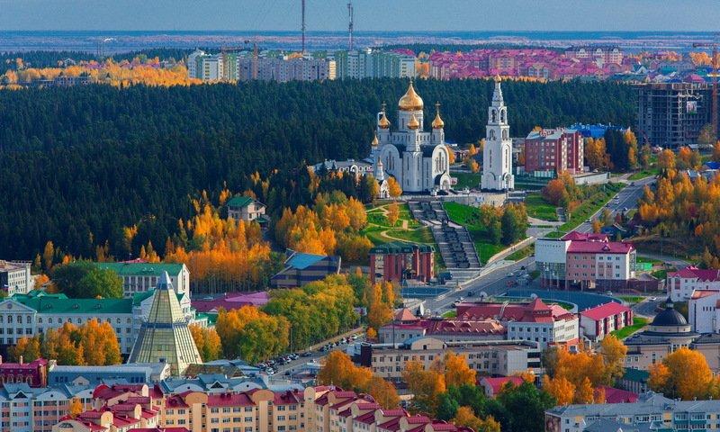 Достопримечательности Ханты-Мансийска